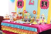 Kid's Birthday Ideas / by Abby Luning