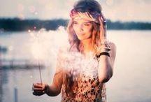 Bohemian / Hippies, Gypsies, Peace & Love. / by Lindsay Hogan