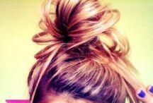 Hair / by Lindsay Hogan