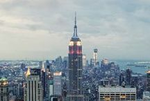 NYC / by Lindsay Hogan