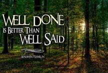 *Words of Wisdom / by Susan Johanson