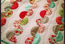 quilting / by Gale Cline