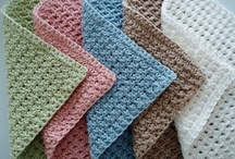 CROCHETED CRAFTS / by Faye Duffy