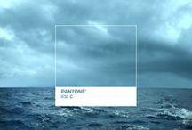 BLUE / by Florence S. (La Mouette)