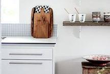 kitchens / by Sophia Kambouris