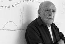 Master - Oscar Niemeyer / by Chan Li