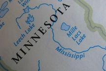 Sweet Home Minnesota / by Doniree Walker | Nomadic Foodie