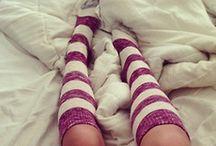 Socks and Tights / by Doniree Walker | Nomadic Foodie
