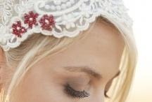 Headpieces/veils, hats, fascinators / by Nancy Smith