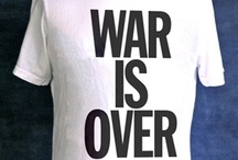 WAR IS OVER! Multilingual posters / postcards / Print & display in your window, school, workplace, car & elsewhere over the holiday season, and send as postcards to your friends. We say it in so many ways, but we are one. I love you!  yoko. More details at http://imaginepeace.com/warisover / by Yoko Ono