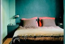 ⇧ Bedroom / by Petronella Stenfelt