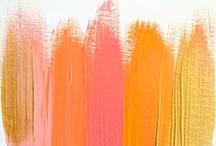 Palette Rose / by Sources de Couleurs Dyrup