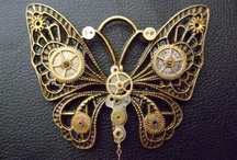 Steampunk / by Sarah Rose Blyth