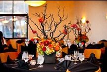 """Fall wedding / Some really cute Fall themed wedding ideas to keep in mind! """"Fall in Love"""" / by Heather Fiege"""