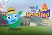Rosetta Stone Kids / Rosetta Stone products intended to help kids build language and literacy skills.    / by Rosetta Stone