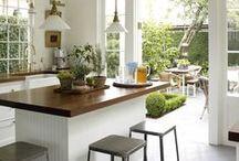 {Glam} Kitchens / #kitchens / by Glamamom