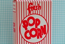 Popcorn Time / Meet you at the movies....or waching tv.. / by Jenny Shrum