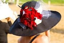 Derby  Hat Fashion / Hats...Beautify America.  Wear a hat! / by Jenny Shrum