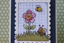 Mum's Flowers / by AnnaBelle Stamps