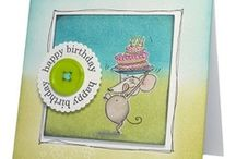 Party Animals 1 & 2 / by AnnaBelle Stamps