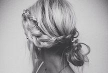@  HAIR / by Marina Hannah