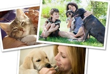 Pet Parenting Simplified / www.Pet360.com / by Michelle DePalma