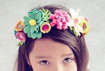 headband love / by Ally MacEwen