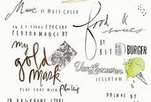 Typography / by Annie Johnson
