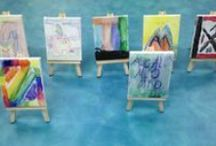 Children's Crafts / by Addison Public Library