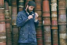 Lumberjack / Modern pioneer styles. / by Summer Elizabeth-Ann