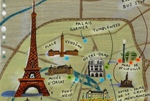 Paris  / by Jade Martinez