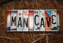 The Man Cave / by HAP Michigan