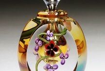 Perfumes and their lovely bottles / by Debra Irwin