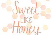 Sweet Like Honey / / blog / pins from my blog, Sweet Like Honey  macewen.blogspot.com / by Ally MacEwen