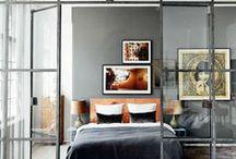 Interiors / by Karen Hossack