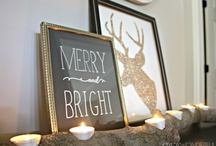 Christmas / by Stefanie Hammond