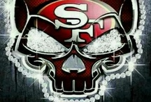 San fran 9ers all day / by Mark Wood