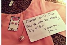 Date ideas / by Leanna Majors