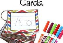 Homeschool / Ideas to help make homeschooling creative and fun. / by Carla Parker