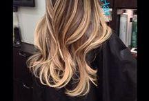 Hair  / by Paty V