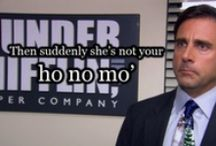 The Office / IDENTITY THEFT IS NOT A JOKE, JIM!! / by Michelle Lindsley