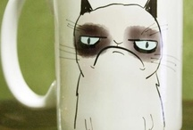 i'm kinda in love with grumpy cat / by Kelly Froelich