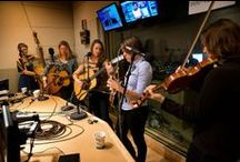 Music / Groups performing at WBUR's studios. / by WBUR