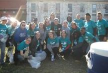 2014 Annual Earth Day Anacostia River Clean-Up and Celebration! / by Community Forklift