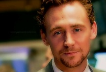 Tom Hiddleston / This man has inspired me in so many ways. I couldn't be more thankful then ever! / by Cayla Pacheco