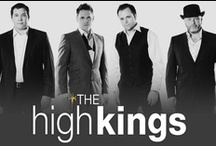 The High Kings:-) / by Lindsey and Lauren Fontenot