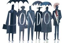 London Calling / by vogue and coffee