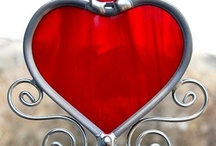 Hearts / by Everis Belding Hough