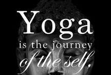 Yoga / by Bryony Mirll