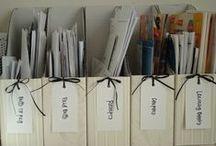 Organization / by Kaylee David Walterhouse